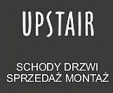 Logo firmy UPSTAIR